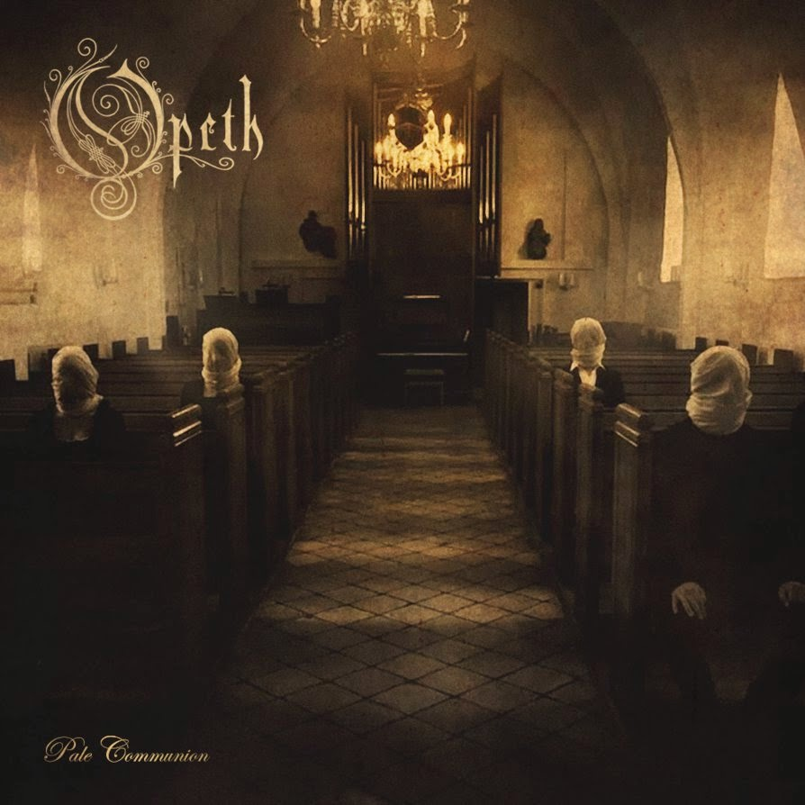HEAR THE FIRST TRACK FROM THE NEW OPETH ALBUM