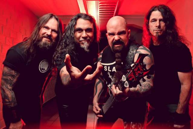 SLAYER SIGNS WITH NUCLEAR BLAST RECORDS