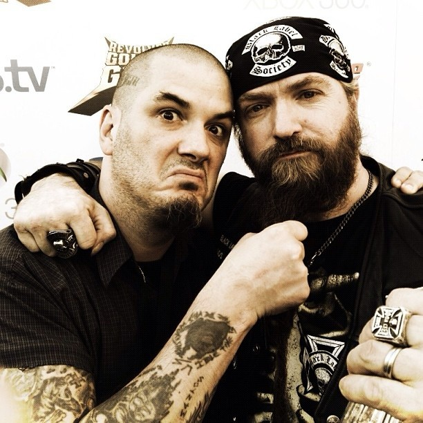 VIDEO: ANSELMO AND WYLDE PERFORM PANTERA