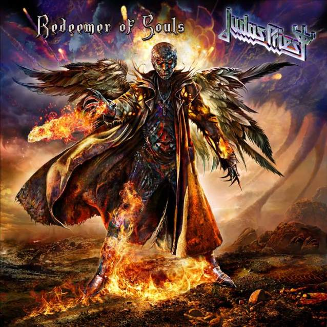 NEW SONG PREMIERE: JUDAS PRIEST'S 'DRAGONAUT'