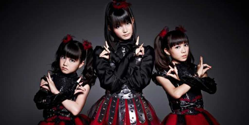 BABYMETAL 'DID NOT KNOW WHAT METAL WAS'