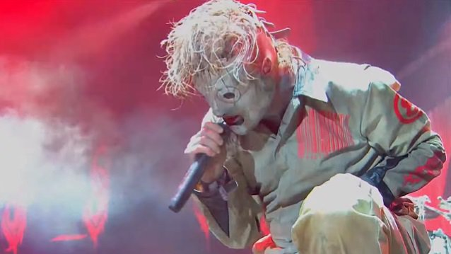 NEW SLIPKNOT SONG 'THE NEGATIVE ONE'