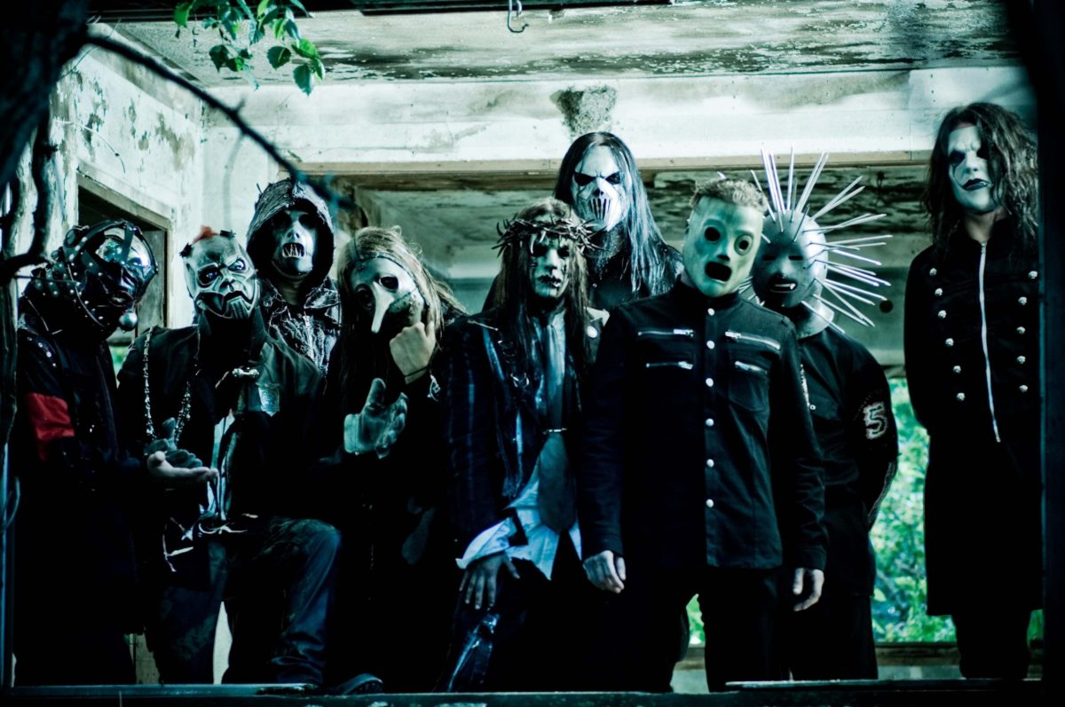 Slipknot All Hope Is Gone Era