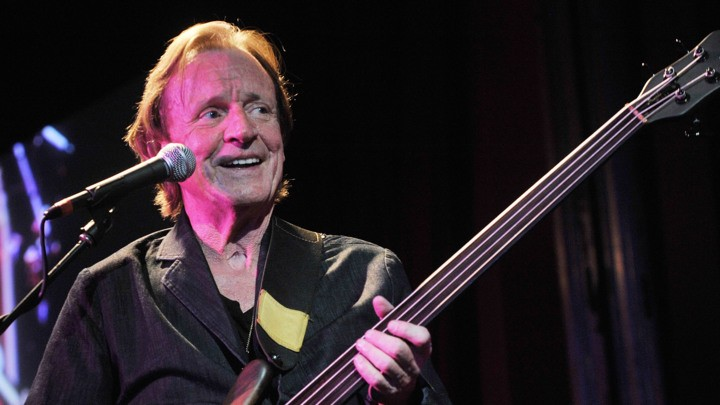 Jack Bruce And Joey Moland In Concert