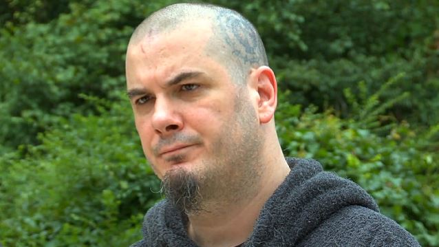 PHILIP ANSELMO Has Launched 'Secret' Death Metal Project