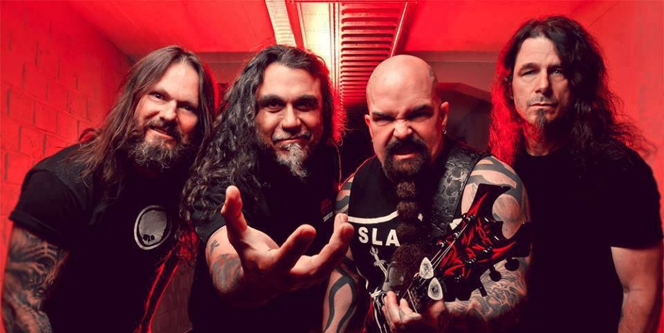 NEW SLAYER SONG FOR 'RECORD STORE DAY'