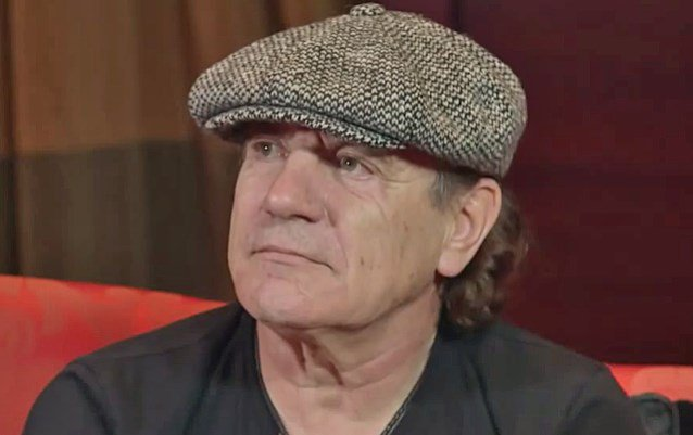 AC/DC Forced To Postpone Tour To Avoid 'Total Hearing Loss' For Brian Johnson; Guest Vocalist To Step In