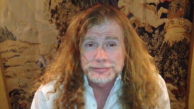 WRITING FOR NEW MEGADETH ALBUM IS 'ALMOST DONE'