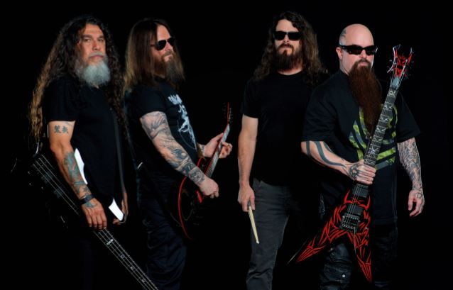 SLAYER To Release 'Repentless' On 9/11