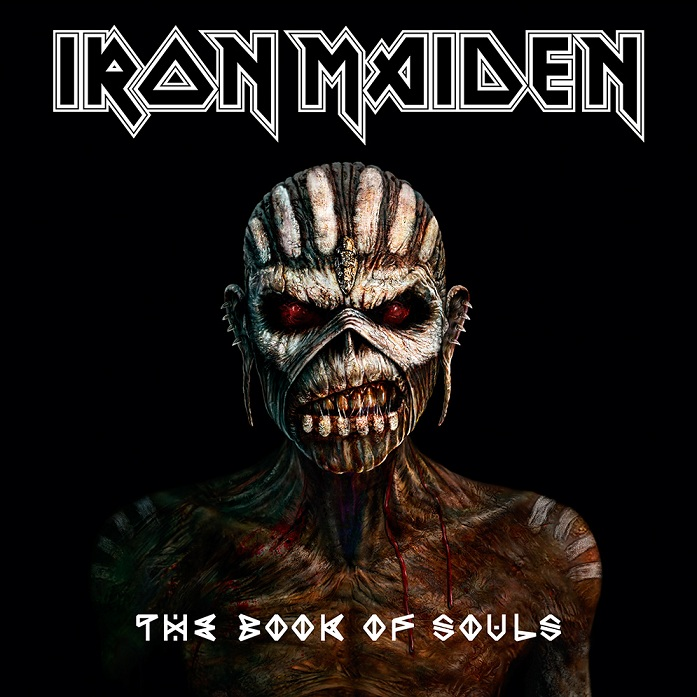 IRON MAIDEN To Release 'The Book Of Souls' In September