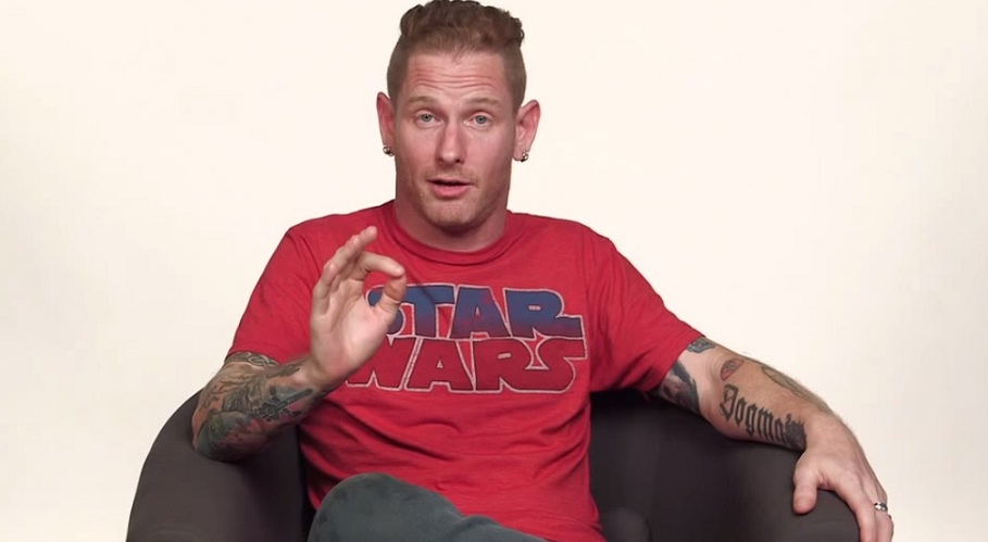 COREY TAYLOR To KANYE WEST: 'You Are Not The Greatest Living Rock Star Of All Time'