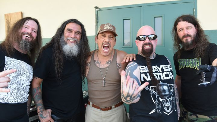 slayer in jail