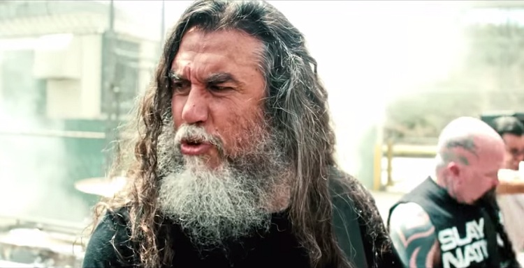 SLAYER Release 'Repentless' Music Video Feat. Danny Trejo