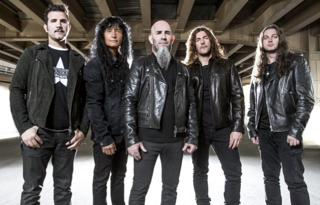 ANTHRAX: Listen To 'Breathing Lightning' Song Preview