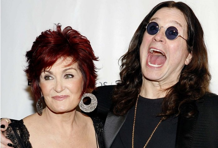 SHARON OSBOURNE Says She Caught OZZY In Bed With Two Nannies