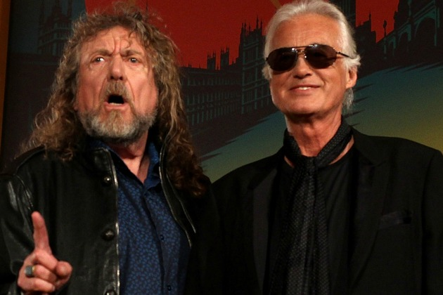 attends the Led Zeppelin press conference held at 8 Northumberland hotel on September 21, 2012 in London, England.
