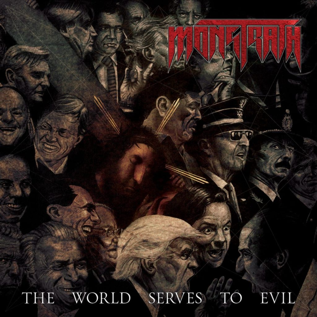 Monstrath The World Serves To Evil