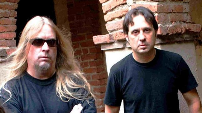 Jeff Hanneman and Dave Lombardo