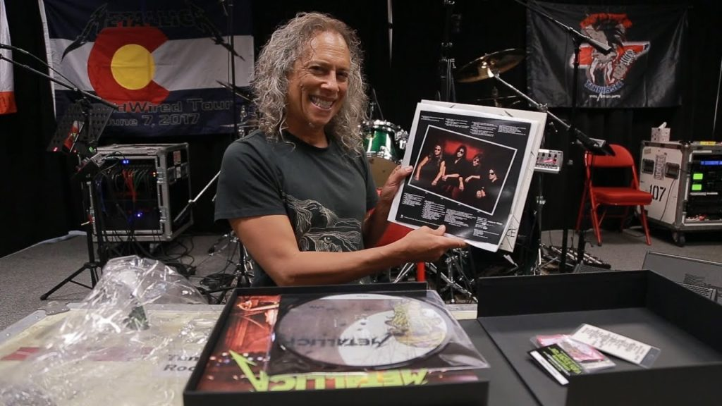 Metallica And Justice For All Reissue