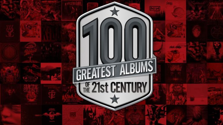 100 greatest metal albums of 21st century