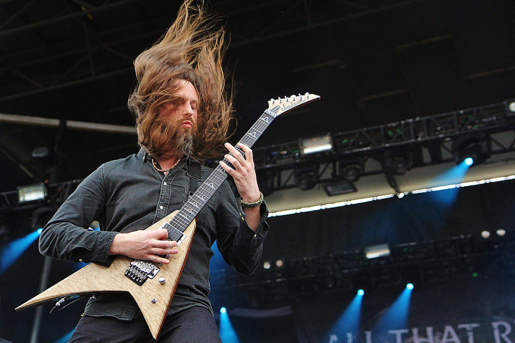 All That Remains Guitarist