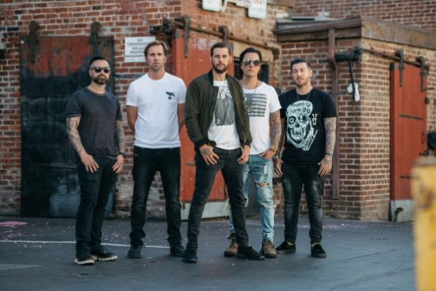 Avenged Sevenfold 2018