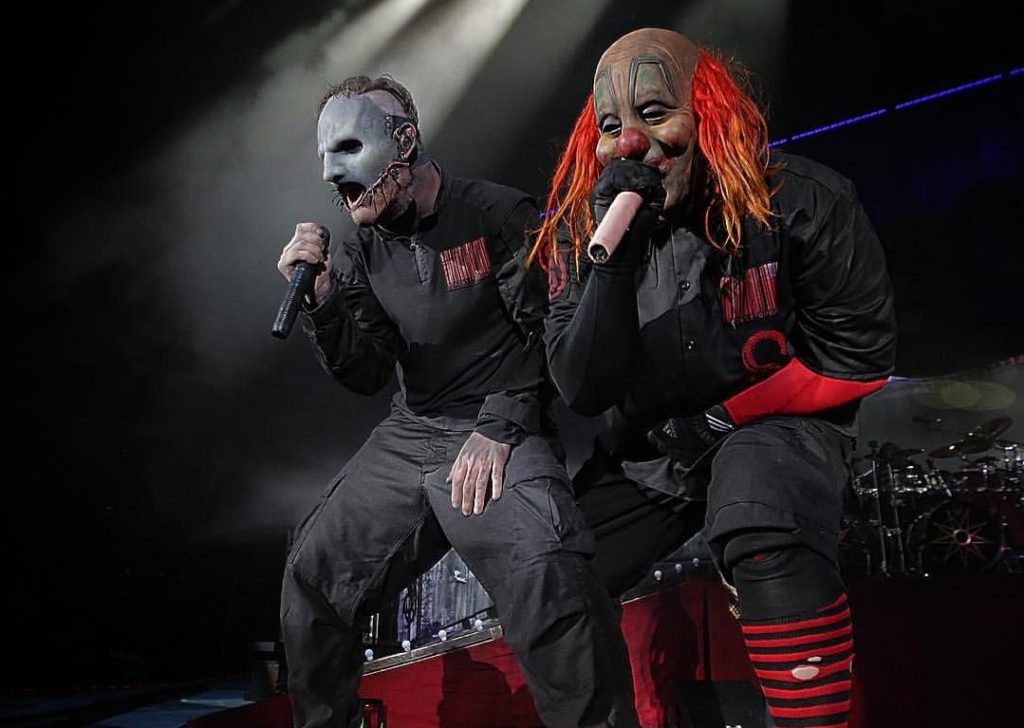 Corey Taylor Clown