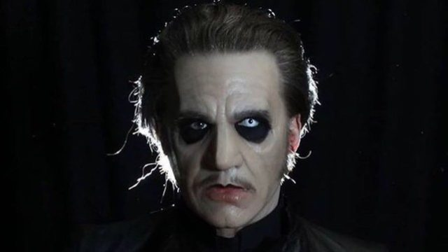 Ghost Tobias Forge