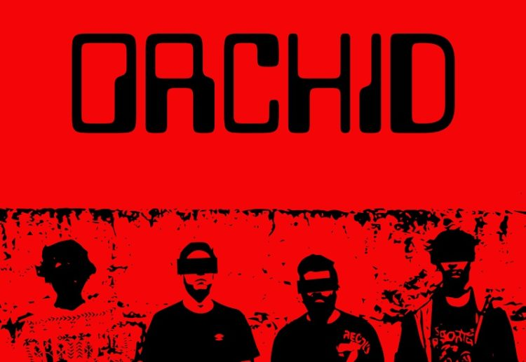 Orchid band