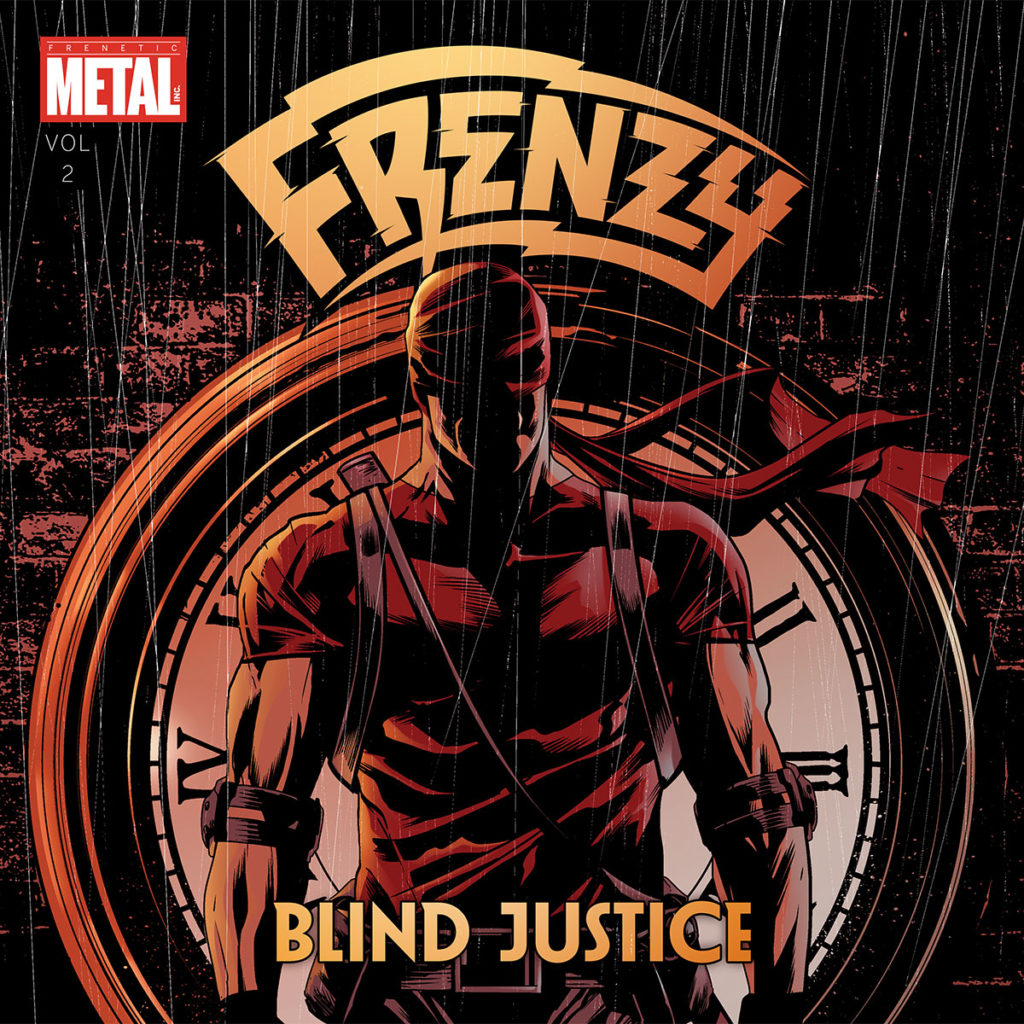 Frenzy Blind Justice