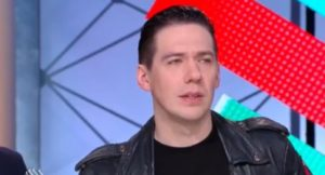 Ghost Tobias Forge French TV