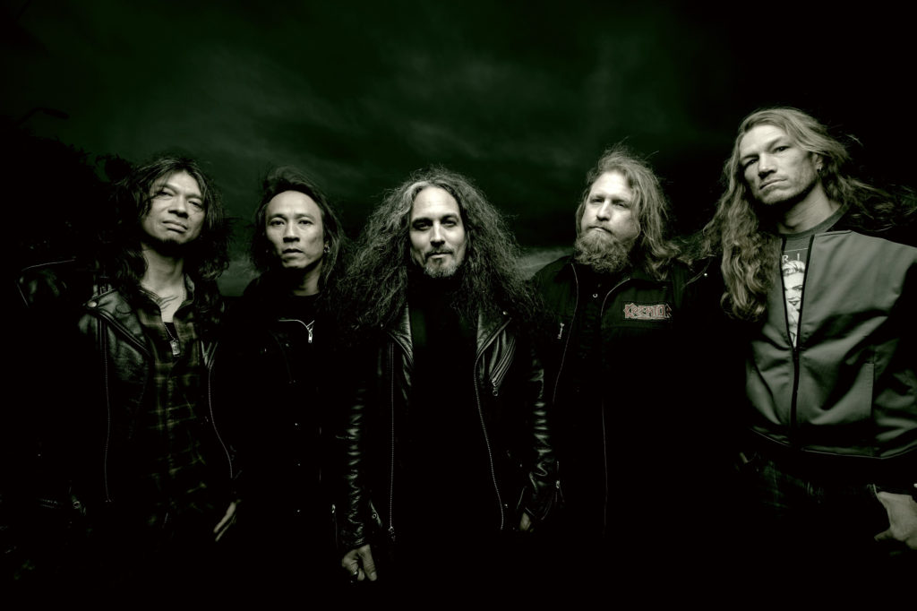 Death Angel 2019