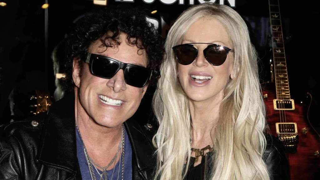 Neal Schon and Michaele Schon