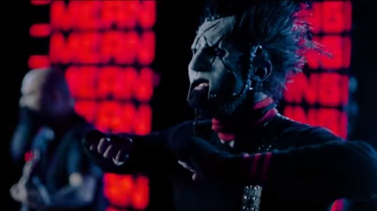 Static X New Singer