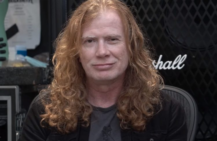 Dave Mustaine Cancer Treatment