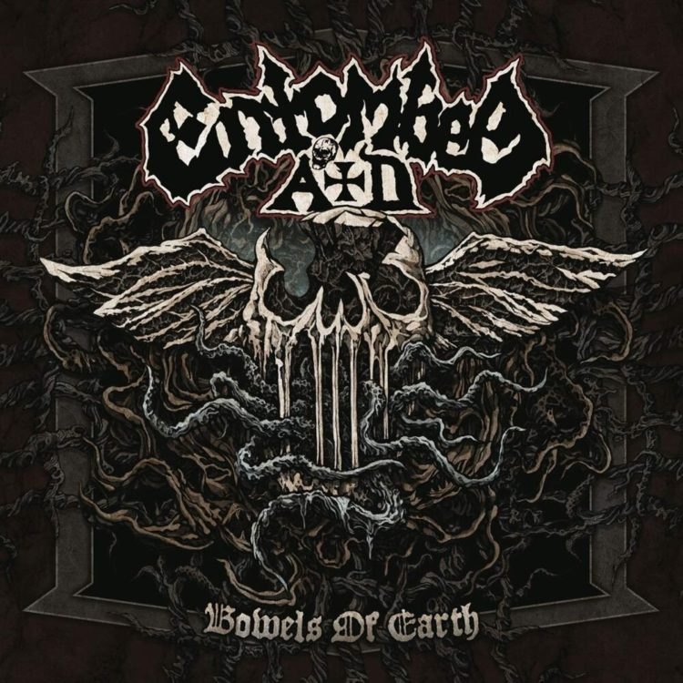 Entombed A.D. Bowels Of Earth