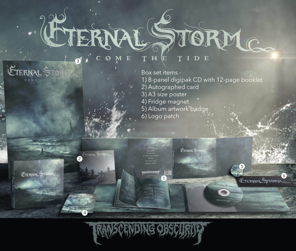 Eternal Storm Come The Tide