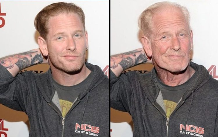 Corey Taylor old