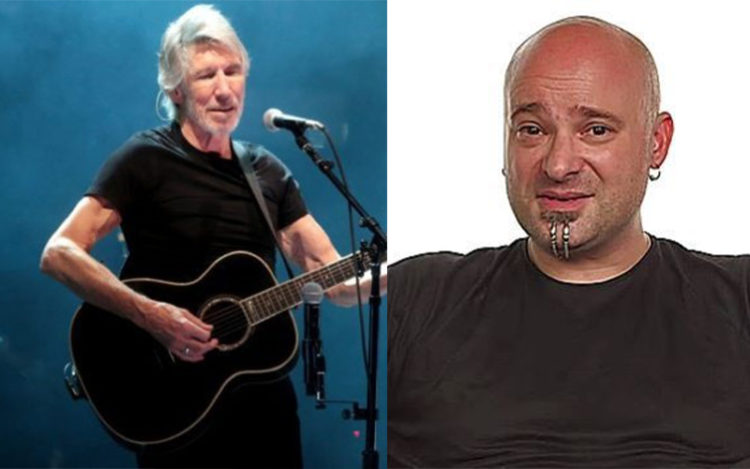 Roger Waters David Draiman