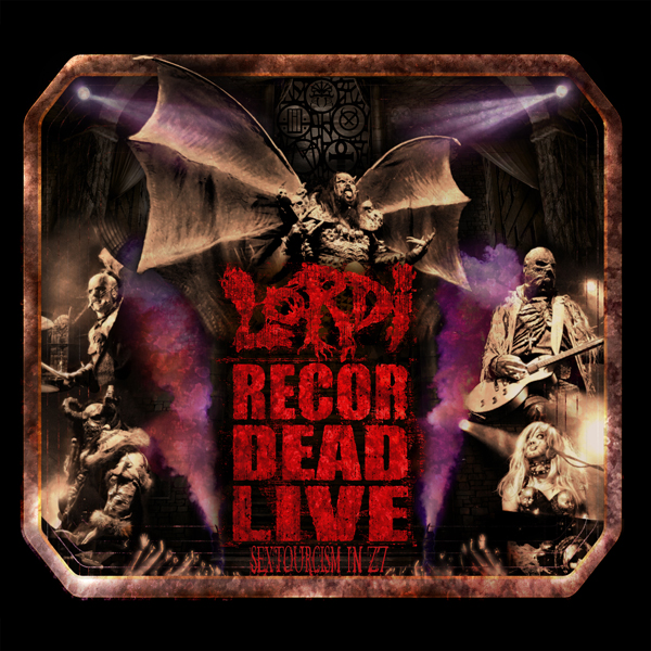 Lordi - Recordead Live: Sextourcism In Z7 (2019) [Blu-ray