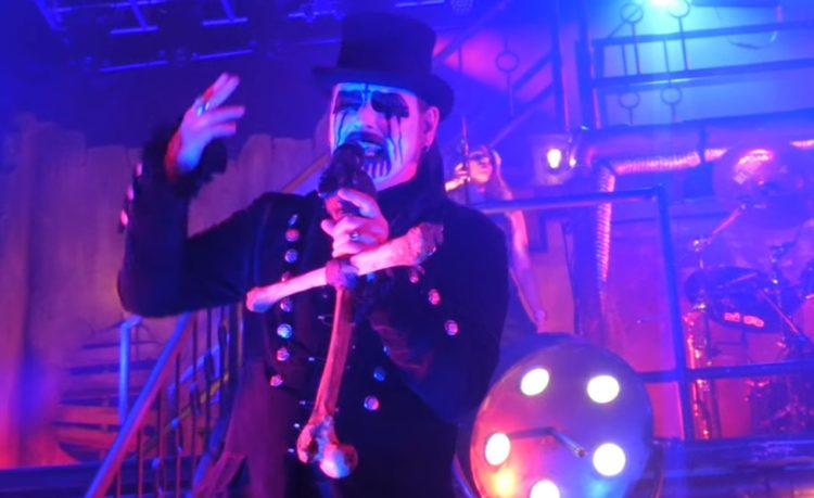 King Diamond New Song