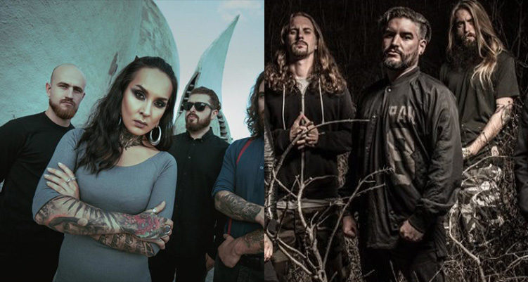 Jinjer Suicide Silence