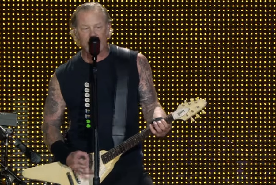 Metallica Lords of Summer Live