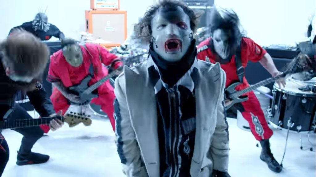 Slipknot Nero Forte Music Video