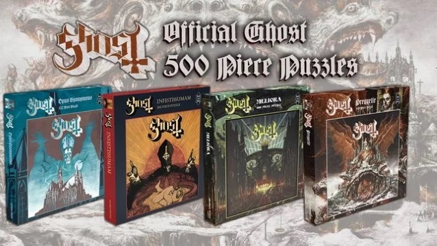 Ghost Puzzles