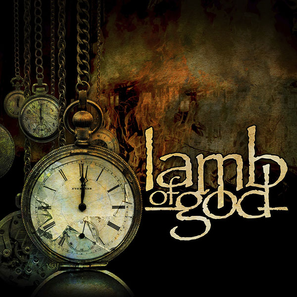 Lamb of God Self-Titled Album