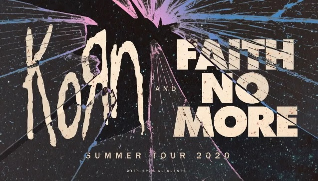 Korn Faith No More Tour