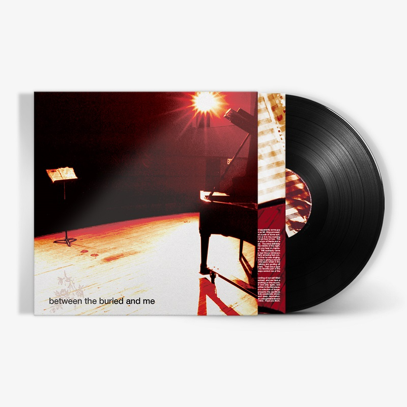 BETWEEN THE BURIED AND ME vinyl