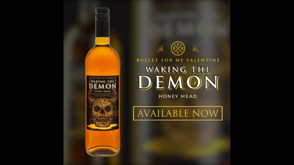 Bullet For My Valentine Honey Mead