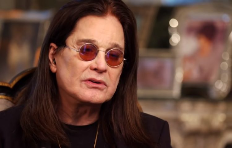 Ozzy Osbourne 2020 interview